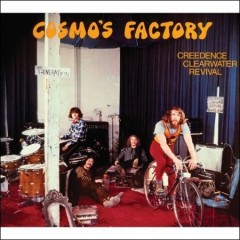Cosmo's factory /  Creedence Clearwater Revival.