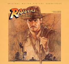 Raiders of the lost ark : original motion picture soundtrack / music composed and conducted by John Williams.