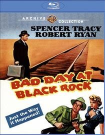 Bad day at Black Rock /  produced by Dore Schary ; directed by John Sturges ; screenplay by Millard Kaufman. - produced by Dore Schary ; directed by John Sturges ; screenplay by Millard Kaufman.