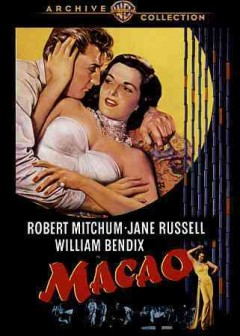 Macao /  an RKO Radio Picture ; screen play by Bernard C. Schoenfeld and Stanley Rubin ; from a story by Bob Williams ; executive producer, Samuel Bischoff ; produced by Alex Gottlieb ; directed by Josef von Sternberg.