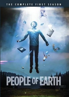 People of Earth.  created by David Jenkins ; Conaco ; Warner Horizon Television. - created by David Jenkins ; Conaco ; Warner Horizon Television.
