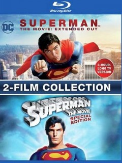 Superman : the movie [2-disc set] / Warner Bros. Pictures ; Alexander Salkind presents an Alexander and Ilya Salkind production in a Richard Donner film ; produced by Pierre Spengler ; story by Mario Puzo ; screenplay by Mario Puzo, David Newman, Leslie Newman and Robert Benton ; directed by Richard Donner. - Warner Bros. Pictures ; Alexander Salkind presents an Alexander and Ilya Salkind production in a Richard Donner film ; produced by Pierre Spengler ; story by Mario Puzo ; screenplay by Mario Puzo, David Newman, Leslie Newman and Robert Benton ; directed by Richard Donner.