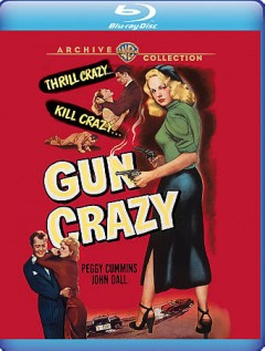 Gun crazy /  produced by Maurice and Frank King ; screenplay by Mackinlay Kantor and Millard Kaufman ; directed by Joseph H. Lewis ; a King Brothers Production. - produced by Maurice and Frank King ; screenplay by Mackinlay Kantor and Millard Kaufman ; directed by Joseph H. Lewis ; a King Brothers Production.
