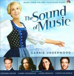 The sound of music : music from the NBC television event / Music by Richard Rodgers ; lyrics by Oscar Hammerstein II ; book by Howard Lindsay and Russel Crouse. - Music by Richard Rodgers ; lyrics by Oscar Hammerstein II ; book by Howard Lindsay and Russel Crouse.