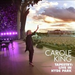 Tapestry : live in Hyde Park / Carole King