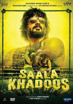 Saala khadoos /  Y Not Studios production ; story and direction by Sudha Kongara.