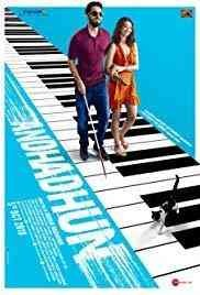 Andhadhun /  Viacom 18 Motion Pictures presents a Matchbox Pictures production. - Viacom 18 Motion Pictures presents a Matchbox Pictures production.