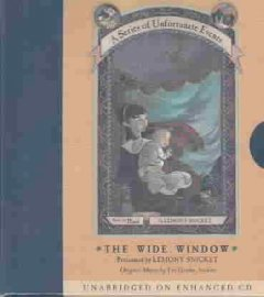The wide window /  written and read by Lemony Snicket.