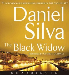 The black widow /  Daniel Silva. - Daniel Silva.