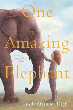 One amazing elephant /  Linda Oatman High.