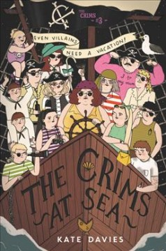 The Crims at sea /  Kate Davies. - Kate Davies.
