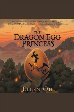 The dragon egg princess /  Ellen Oh. - Ellen Oh.
