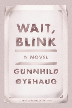 Wait, Blink : A Perfect Picture of Inner Life