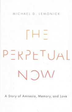Perpetual Now : A Story of Amnesia, Memory, and Love