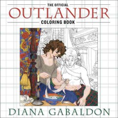 Official Outlander Coloring Book