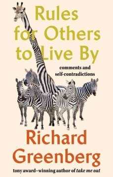 Rules for Others to Live By : Comments and Self-Contradictions