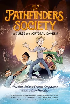 Pathfinders Society 2 : The Curse of the Crystal Cavern