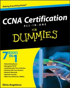 CCNA Certification All-in-One for Dummies