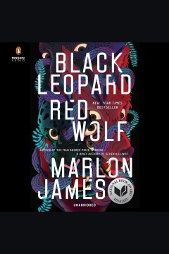 Black leopard, red wolf /  Marlon James. - Marlon James.