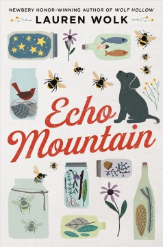 Echo Mountain /  by Lauren Wolk. - by Lauren Wolk.