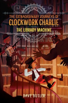 The library machine /  Dave Butler. - Dave Butler.