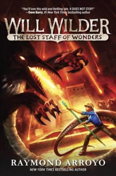 Lost Staff of Wonders