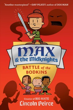 Max and the Midknights 2 - Battle of the Bodkins