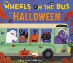 Wheels on the Bus at Halloween