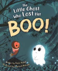 Little Ghost Who Lost Her Boo!