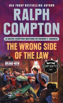 Ralph Compton the Wrong Side of the Law