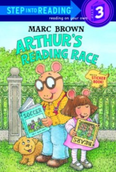 Arthur's reading race /  Marc Brown. - Marc Brown.