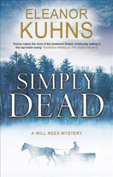 Simply dead /  Eleanor Kuhns. - Eleanor Kuhns.