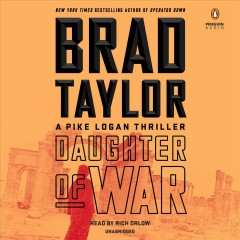 Daughter of war : a novel / Brad Taylor. - Brad Taylor.