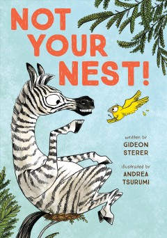Not your nest! /  Gideon Sterer ; illustrated by Andrea Tsurumi.