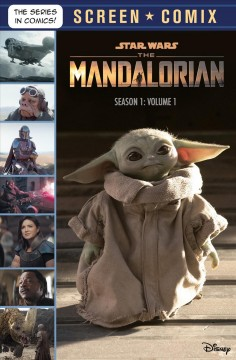 Star Wars : the Mandalorian Season 1, Volume 1.