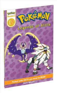 Legends of Alola /  by Simcha Whitehill. - by Simcha Whitehill.