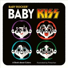 Baby Kiss : A Book About Colors