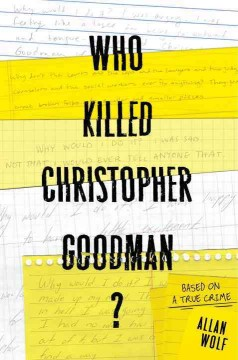 Who Killed Christopher Goodman?