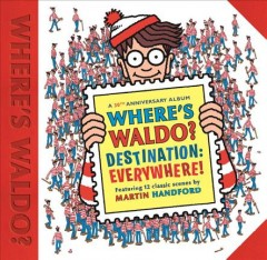 Where's Waldo? : Destination: Everywhere!