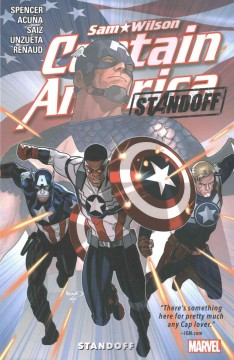 Captain America, Sam Wilson Volume 2, Standoff /  writer, Nick Spencer. - writer, Nick Spencer.