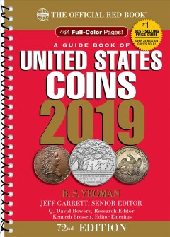 Guide Book of United States Coins 2019 : The Official Red Book