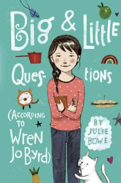 Big & little questions (according to Wren Jo Byrd) /  by Julie Bowe. - by Julie Bowe.