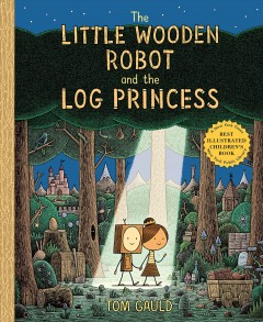 Little Wooden Robot and the Log Princess