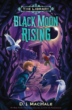 Black Moon rising /  D.J. MacHale.