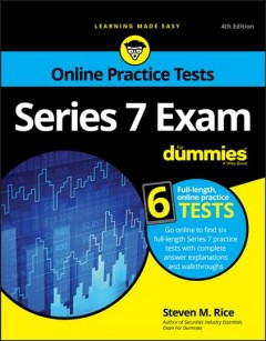 Series 7 Exam /  by Steven M. Rice. - by Steven M. Rice.