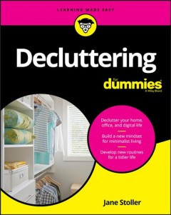 Decluttering /  by Jane Stoller. - by Jane Stoller.
