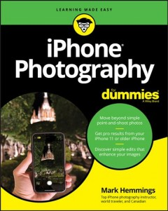 iPhone photography for dummies /  by Mark Hemmings. - by Mark Hemmings.