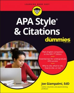 APA Style and Citations for Dummies