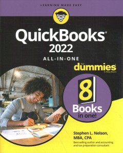 Quickbooks 2022 All-in-one for Dummies