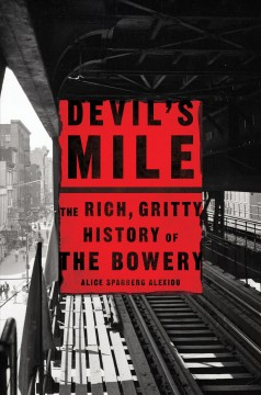 Devil's Mile : The Rich, Gritty History of the Bowery